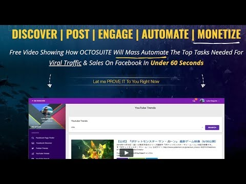 How To Make Money Online With Facebook Youtube|Software For Affiliate Marketing| Work From Home Jobs