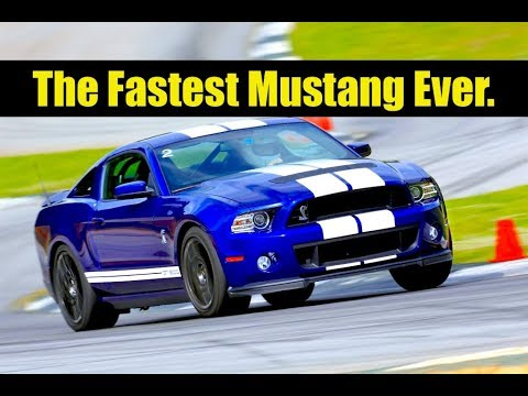 Fastest Mustang In The World >> What Is The Fastest Mustang Ever Lets Talk About It Youtube