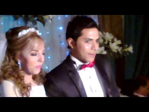 حفل زواج استاذة  رنا جمال عبد العزيز مطاوع