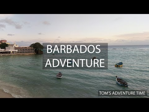 Barbados Adventure | The Caribbean | 4k 60fps
