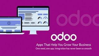 Odoo OpenERP 9 install and configure on ubuntu