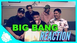 Non KPOP fans React to the Kpop Legends - BIG BANG! Lies (거짓말), ...