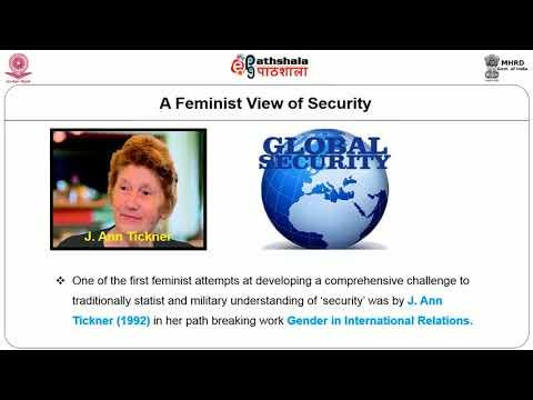 Gender and International Politics