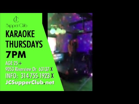 Karaoke Thursday St Louis
