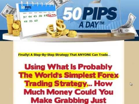 Forex 50 pips review