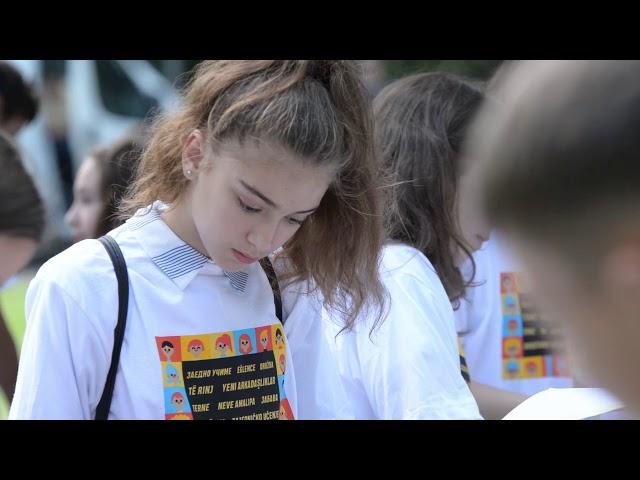 Të rinjtë promovuan integrimin ndëretnik dhe aksione rinore