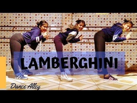Lamberghini | The Doorbeen Ft. Ragini | Dance Alley | Beginners #trending #Rudrapur #Lamberghini