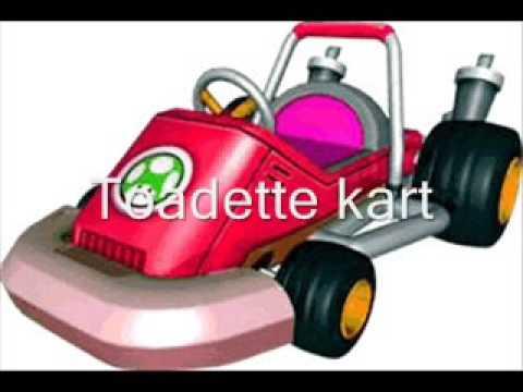 Mario Kart Double Dash Top 10 Karts