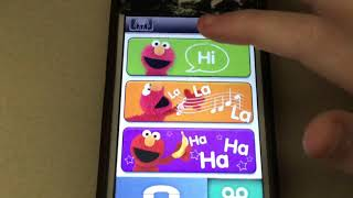 Elmo Calls 📞 app