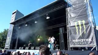 Les Savy Fav - What Would Wolves Do @ Metropolis 2011 (1/3)