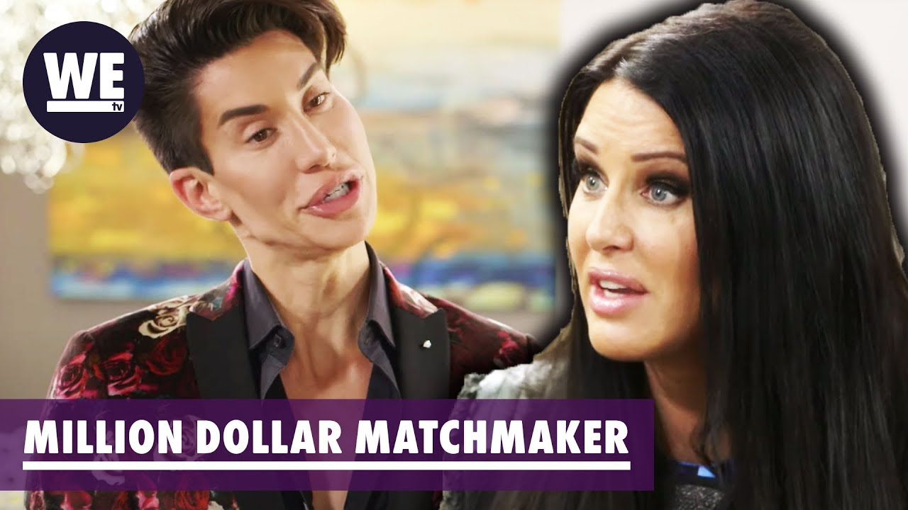 Download 'The Ken Doll & The Cliff Diver!' Free Full Ep. 1 😍😯 Million Dollar Matchmaker