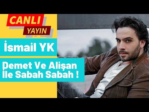 İsmail YK | Demet Ve Alişan İle Sabah Sabah ! | Full Program ! (12.04.2021) #ismailyk