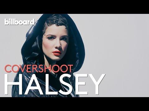 Halsey Behind the Scenes |#halseyonbillboard