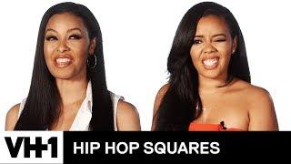Vanessa vs. Angela Simmons - Hip Hop Card Revoked   Hip Hop Squares