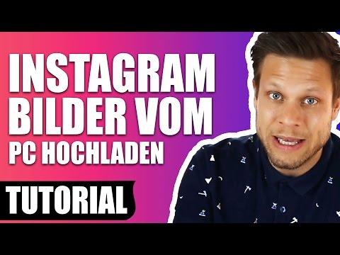 💡 Bilder Vom PC Auf Instagram Hochladen Tutorial 💡| #FragDenDan