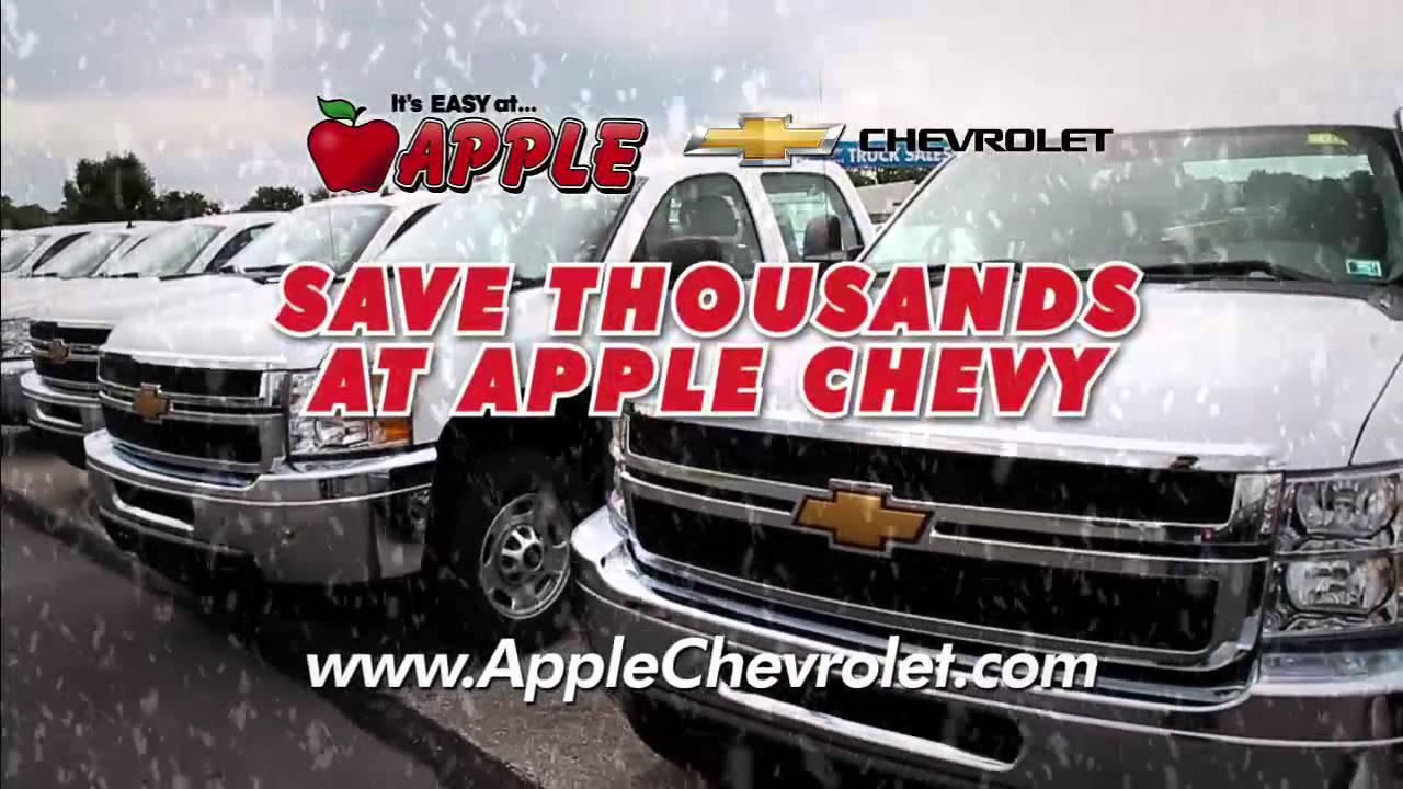 Apple Chevrolet   York, PA   January 2014 TV Commercial