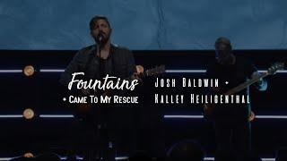 Bethel Music - Fountains + Came to my Rescue [subtitulado en español]