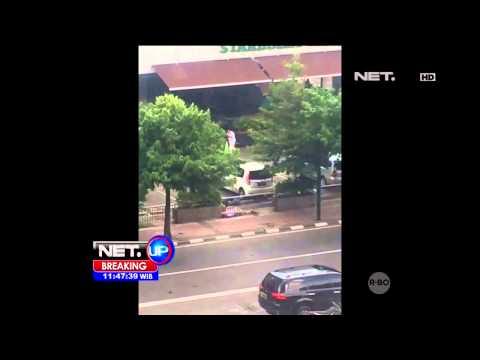 Live Phone Dudih Purwadi Terkait Kejadian Bom Di Sarinah Thamrin, Jakarta -Breaking News