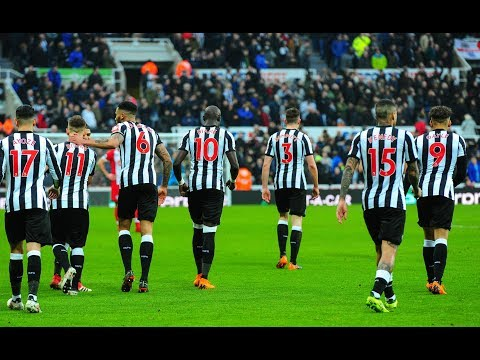 Newcastle United | GOAL OF THE SEASON 17-18