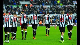 Newcastle United   GOAL OF THE SEASON 17-18