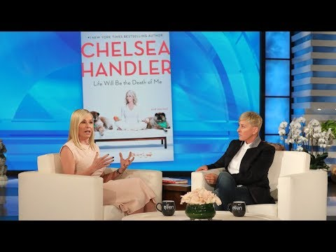 Chelsea Handler's Life Is Worth Oversharing for the First Time Ever