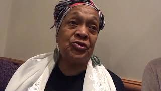 BREAKING NEWS:ANOTHER MOVE MEMBER HAS BEEN FREED!! SISTER PAM AFRIKA shares with Jade Arrindell