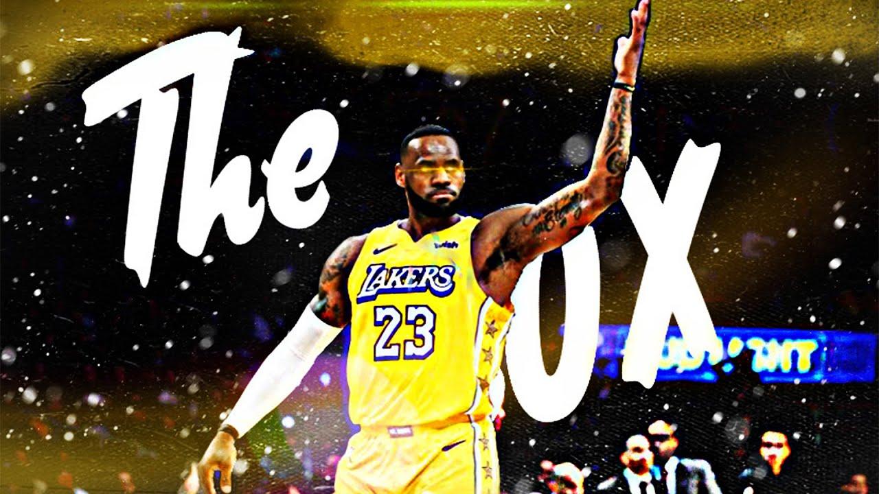 "NEW LeBron James Mix - ""THE BOX"" (Roddy Ricch)"
