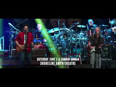 Dead & Company – Live at Shoreline on 6.3.17 and 6.4.17