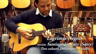 Tres Cubano Domínguez Criollo