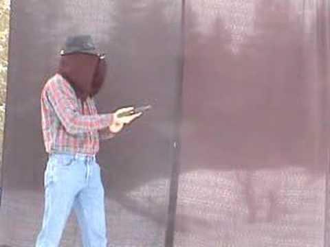 Civil Clandestine Operation Gear - Identity Concealment Hood
