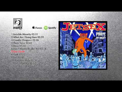 Jetsex - Paris By Night [FULL ALBUM]