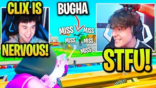 CLIX *MAX RAGE* on TOXIC PRO after BUGHA DID THIS! (Fortnite)