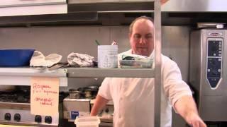 Découverte du métier de chef cuisinier