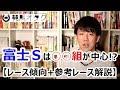【2017富士S】安田記念組が中心!?(レース傾向・参考レース解説)