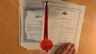 Документы оффшорной компании с Доминики(, 2014-06-14T09:18:41.000Z)