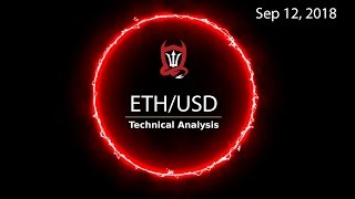 """""""Ethereum"""" Technical Analysis (ETH/USD) : Got a Towel to Throw..?  [09.12.2018]"""