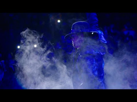 Go backstage with The Undertaker at WrestleMania on WWE 24 - Sunday on WWE Network