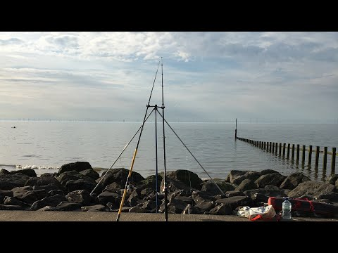 Bass Fishing Splashpoint Rhyl