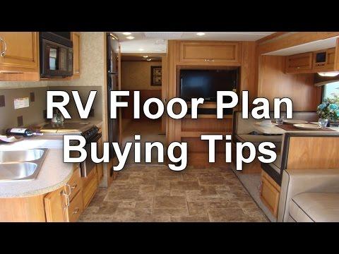 RV Floor Plan Buying Tips