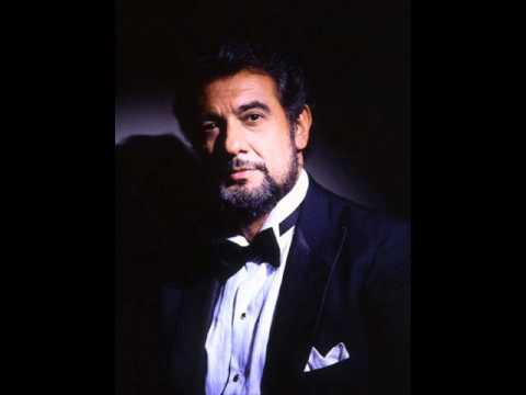 Placido Domingo - Eugene Onegin : Lensky's Aria (Tchaikovsky)