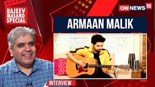 Armaan Malik: International Bow I Control | CNN News18