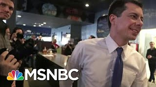 Buttigieg Surges, Biden Slips In New NH Polling | Morning Joe | MSNBC