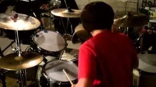 Glen Monturi - Iron Swan (The Sword Drum Cover)