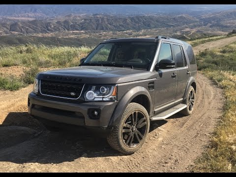 2016 Land Rover LR4 SCV6 - (Off-Road) One Take