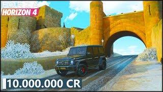 Am cumpărat Castelul de 10.000.000! + 10 Super Wheel Spins | Forza Horizon 4