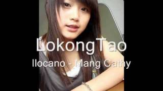 mang cathy ilocano rap