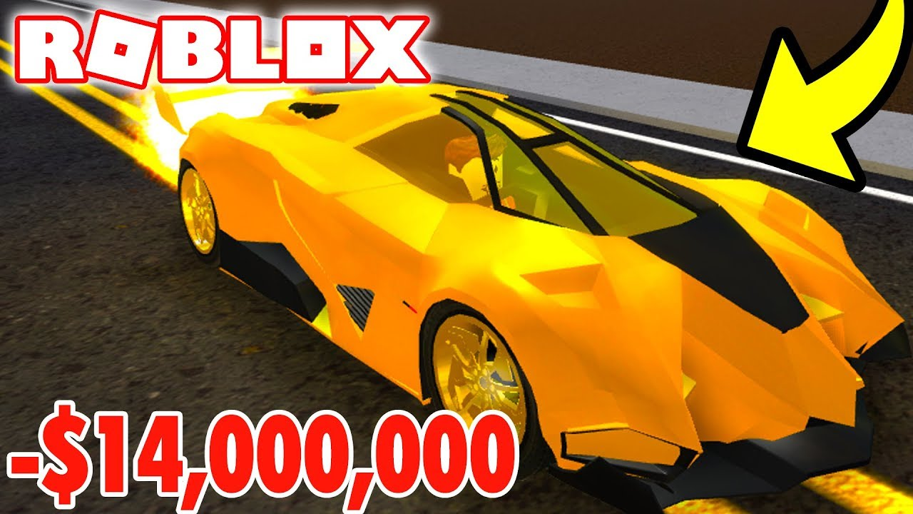 THIS IS THE FASTEST CAR IN VEHICLE SIMULATOR ($14 Million ...