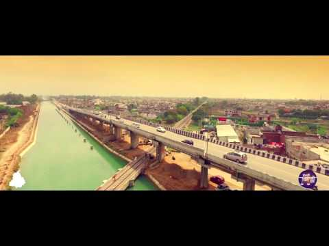 Southern bypass Ludhiana (Sidhwan Canal Expressway ) 4k