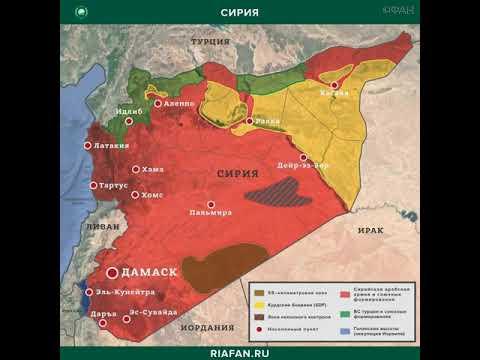 Сирия, 9 февраля