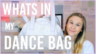 What's In My Dance Bag | UPDATED